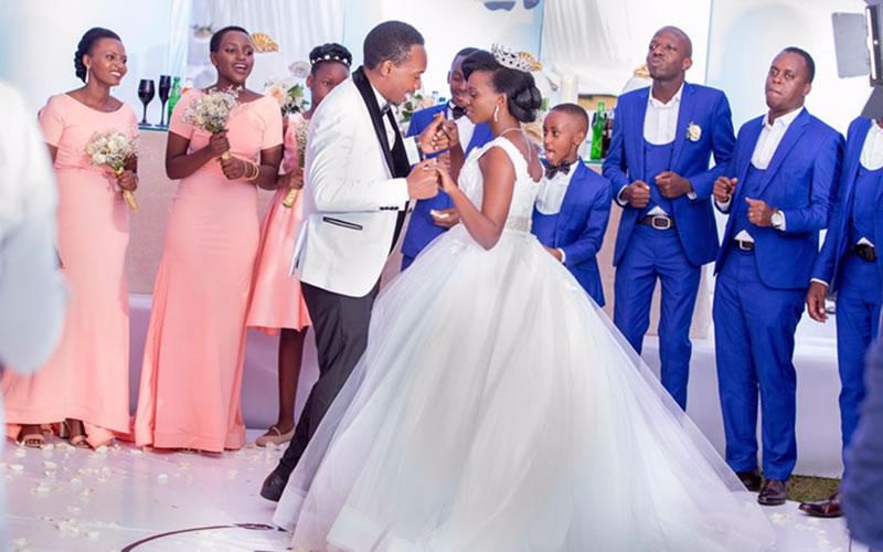 best wedding decorators in Kampala